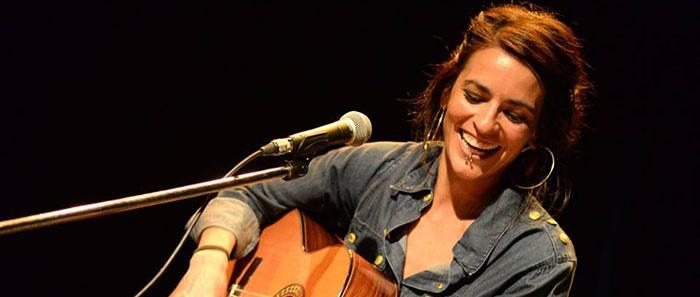 La cantante española Bebe por primera vez en Mar del Plata
