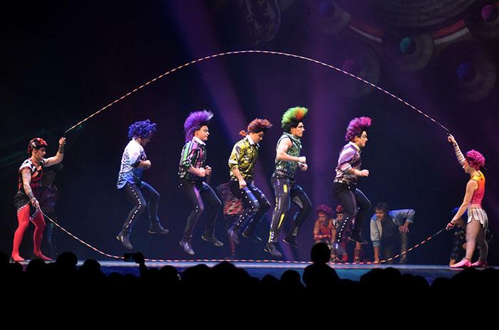 Cirque du Soleil: el abismo y virtuosismo en el Sép7imo Día