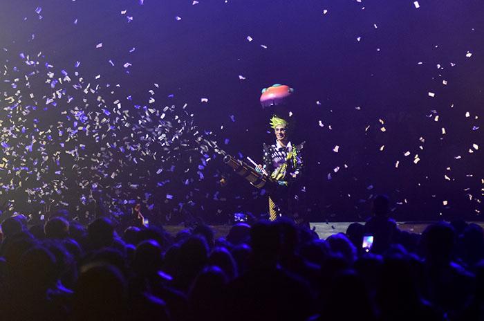 Nueva y última función del Cirque du Soleil en la ciudad