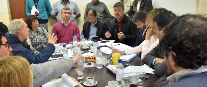 Boleto: sin acuerdo, cuarto intermedio en la comisión