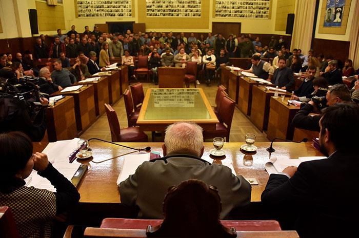El Concejo aprobó por mayoría que el boleto aumente a $13.55