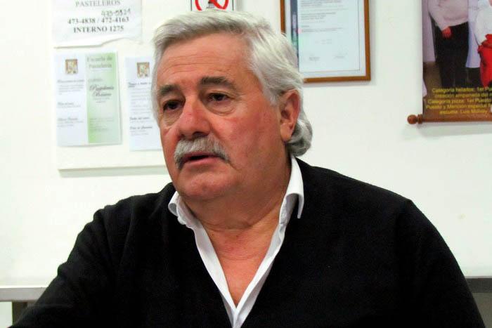 Carlos Vaquero prensa Pasteleros