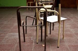 """Advierten que la infraestructura escolar se mantiene en una """"seria situación"""""""