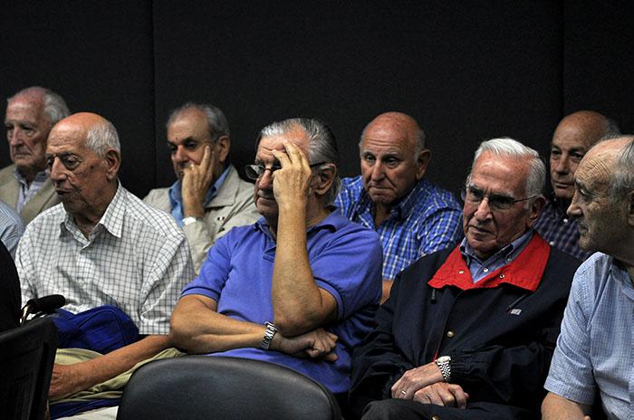 Base Naval: Casación fijó fecha de audiencia para revisar condenas