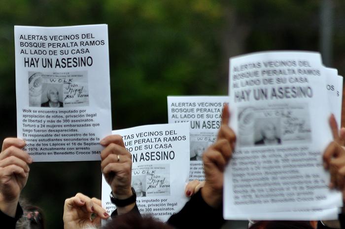 """Un plan de acción para que Miguel """"El Nazi"""" Wolk sea juzgado"""