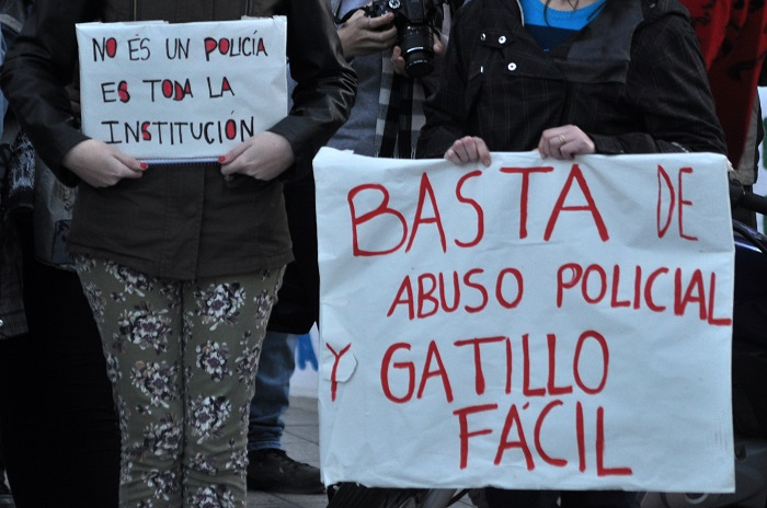 Mar del Plata se suma a la marcha nacional contra el gatillo fácil