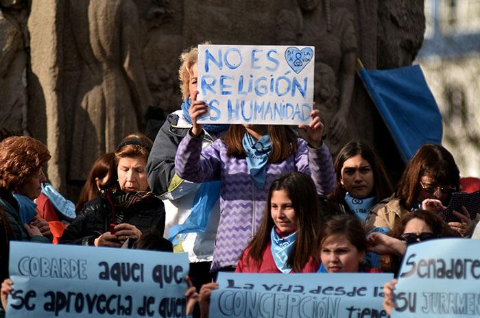 """""""Marcha por la vida"""": polémica por declaración de interés del Concejo"""