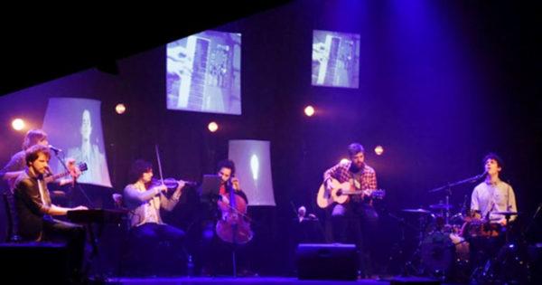 Música Para Volar: recrearán el unplugged de Charly García
