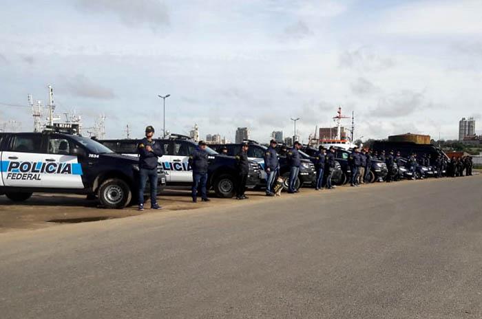 """""""Acantilados blancos"""": 15 detenidos tras desbaratar una banda narco"""