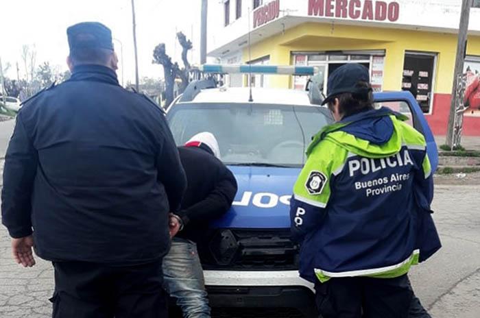 Dos detenidos por el robo a un almacén con un arma de plástico