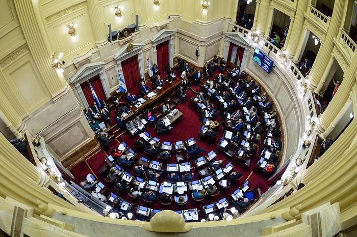 Senado - Debate por el aborto