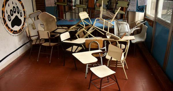 Ya son siete las facultades que están tomadas en Mar del Plata