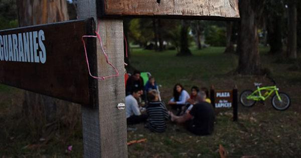 """La """"Plaza de los Lápices"""", un triunfo para la organización vecinal"""