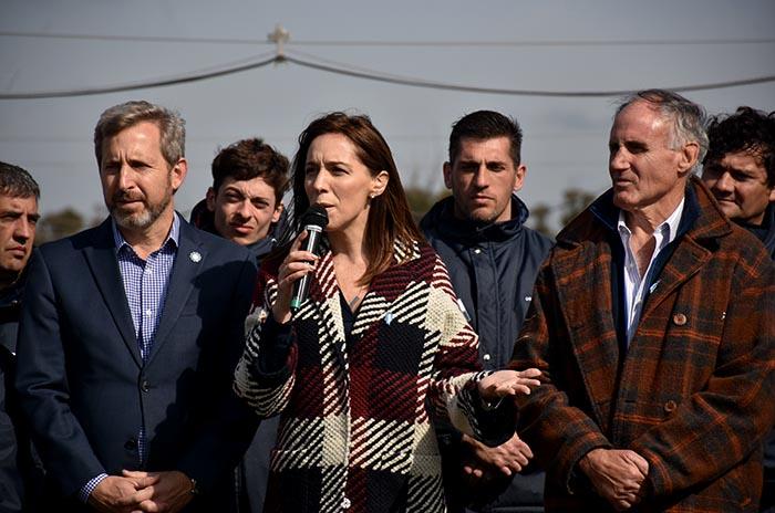 """Vidal, escuelas y comedores: """"Fueron 28 años de desinversión"""""""