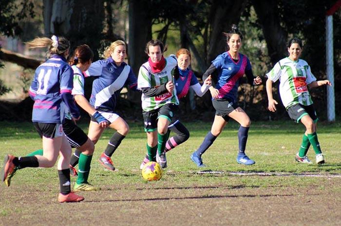 Fútbol femenino: finalizó el Torneo Apertura de la Affeba