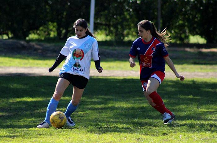 Fútbol femenino: este fin de semana comienza el Torneo Apertura