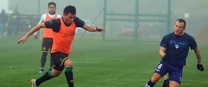 Aldosivi llega a la Superliga con otro triunfo amistoso