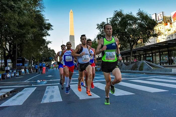 Mastromarino mejoró su tiempo en el Nacional de Media Maratón