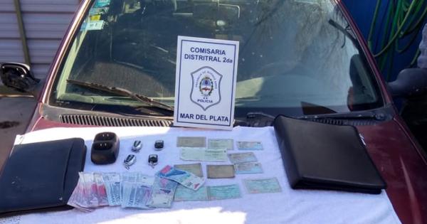 Allanan y secuestran un auto por el robo de 150 mil pesos