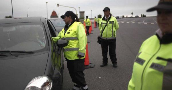"""Arroyo decretó la """"tolerancia cero"""" de alcohol al conducir en la ciudad"""