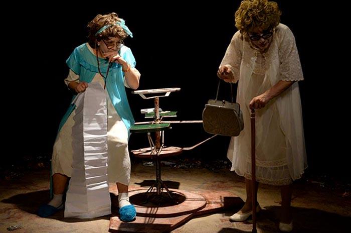 Arritmia obra de teatro