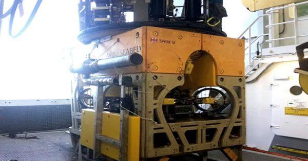 Submarino: cómo funcionan los vehículos operados remotamente