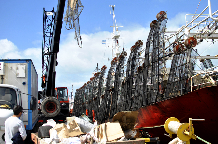 Pesca: se abrió el diálogo pero siguen las medidas de fuerza