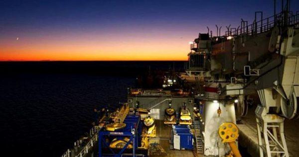 Submarino: volvieron a investigar el punto que generó expectativa