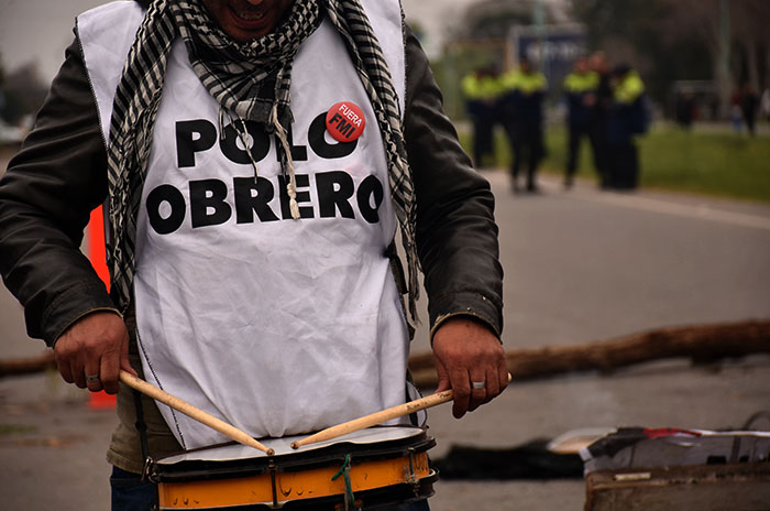 """El Polo Obrero, contra los """"ataques discriminatorios"""" de Castello"""