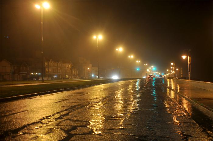 Rige un alerta a corto plazo por tormentas fuertes en Mar del Plata