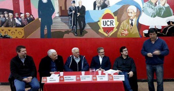 Se realizó una jornada sobre salud pública en el comité radical
