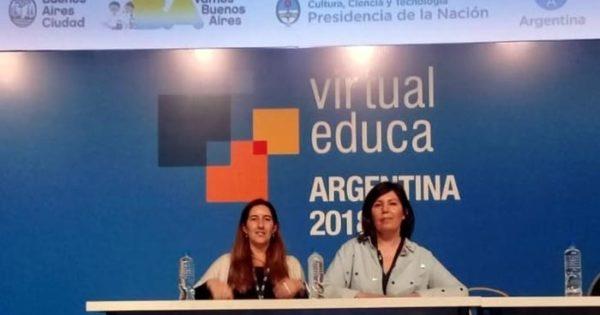 Marplatenses llevan novedoso proyecto educativo a congreso internacional