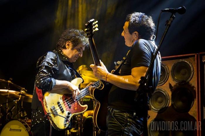 Divididos vuelve a Mar del Plata en su gira por los 30 años