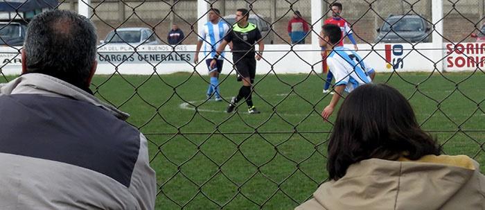 Fútbol local: tercer sábado consecutivo de acción