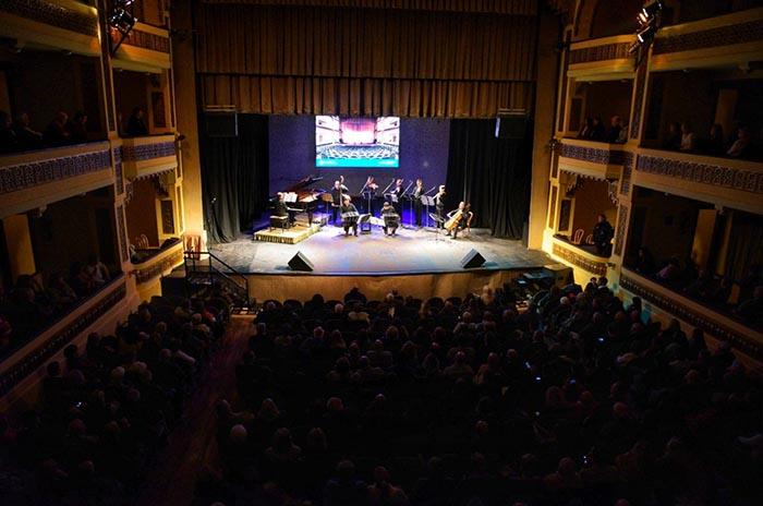 """El Teatro Colón, renovado: """"Se ha recuperado una joya de la cultura"""""""