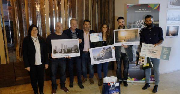 Las tres fotos elegidas por el Emtur para promocionar a Mar del Plata