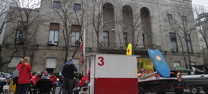 Mutualde Guardavidas: el Concejo le pide a Arroyo la continuidad
