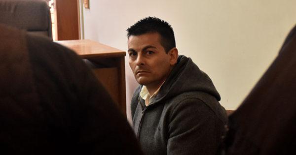 Empezaron a juzgar a Escott por el femicidio de Valeria Britez