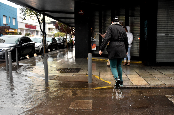 Cómo sigue el tiempo en Mar del Plata después de la tormenta