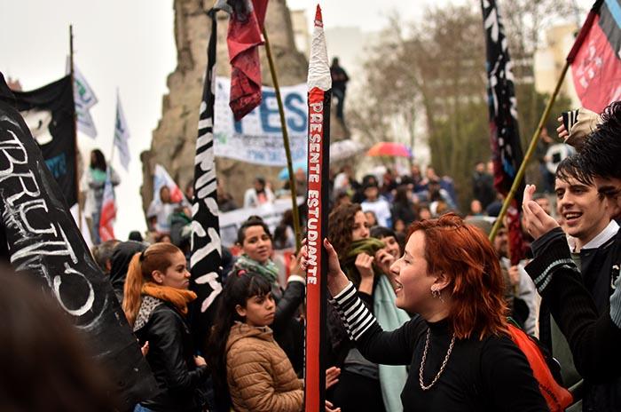 Noche de los Lápices: a 42 años, marcha, homenaje y resistencia