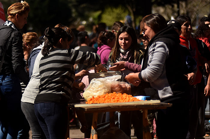 Tarjeta AlimentAR en Mar del Plata: comienza la entrega en el Unzué