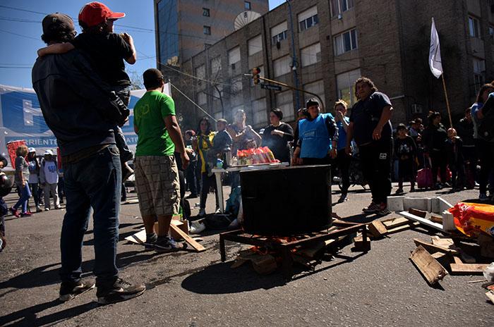 Emergencia alimentaria: organizaciones sociales exigen su urgente aplicación