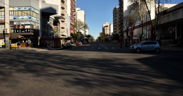 El paro general en Mar del Plata: sin transporte y con poca actividad