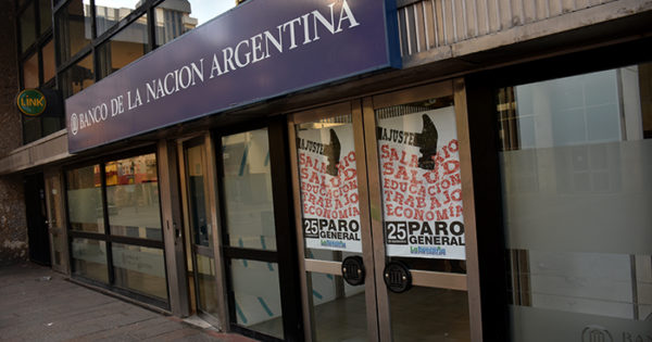 Ratifican que los bancos seguirán cerrados al público durante la cuarentena