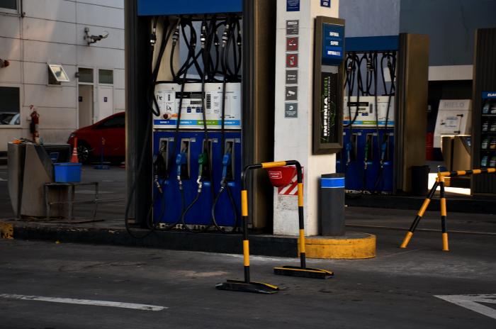 YPF aumentó otro 2,5% el precio de los combustibles