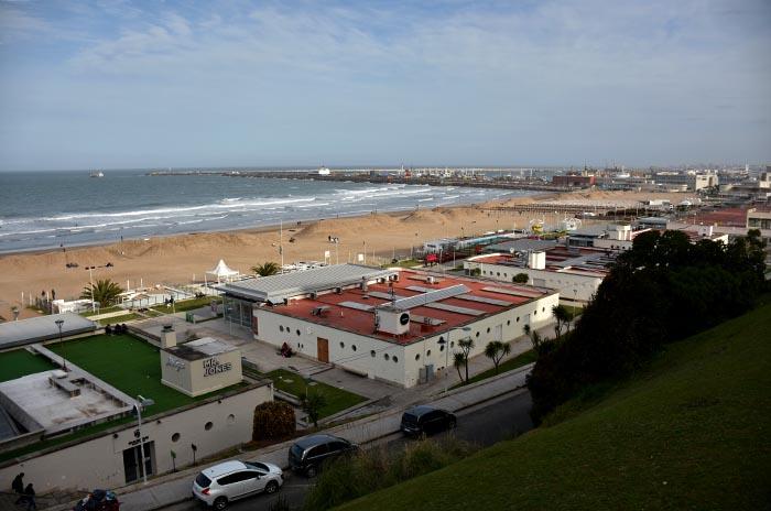 Otra golpiza de un patovica en Playa Grande: anuncian que reforzarán los controles