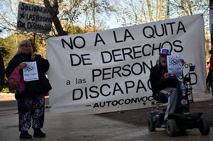 """Certificado Único de Discapacidad: """"No podemos esperar más"""""""