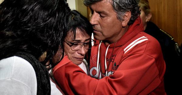 """Femicidio de Valeria Britez: """"Ahora va a estar más tranquila"""""""