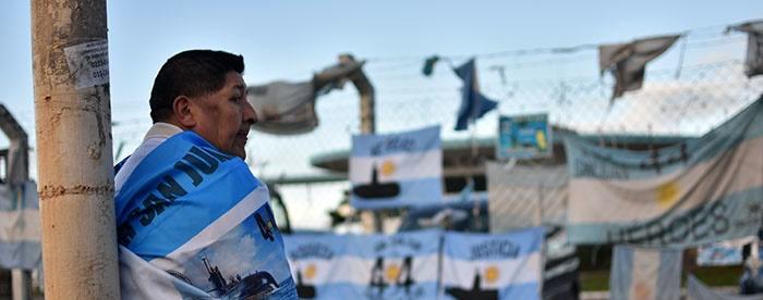 """Día del Submarinista: """"Los 44 esperan ser encontrados"""""""