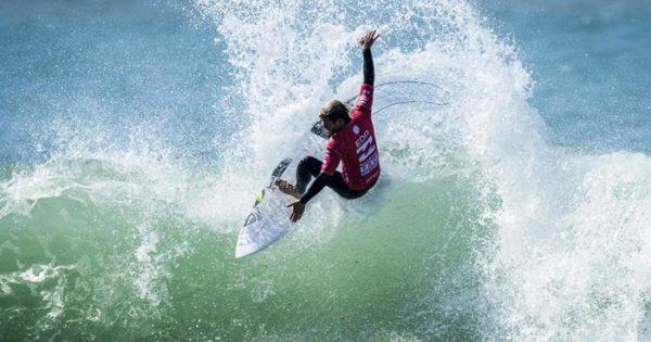 Surf: Santiago Muñiz quedó eliminado en el Outer Banks Pro